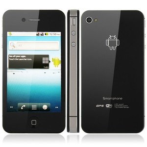 Продам iPhone 4S W008 Android 2. 2 емкостной экран 2сим Wi-F